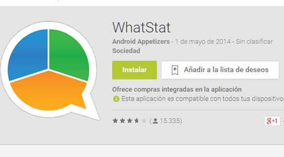 estadísticas de Whatsapp