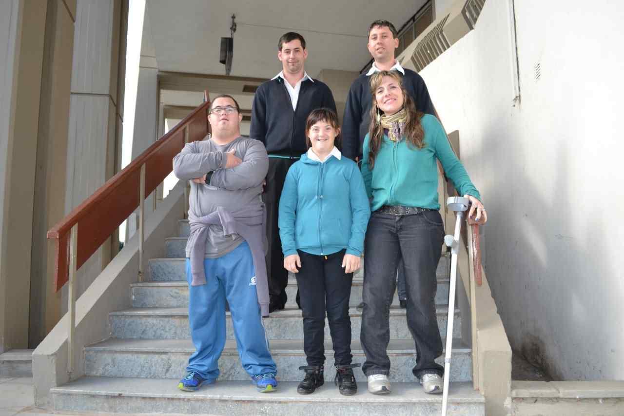 Discapacitados encuentran trabajo estable en r o tercero for La voz del interior trabajo
