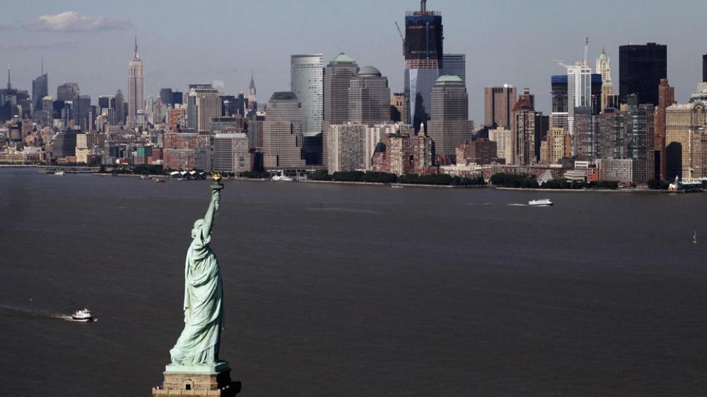 ¿Y el sueño americano? Muchos piensan que Estados Unidos dejó de ser líder en varios aspectos (AP).