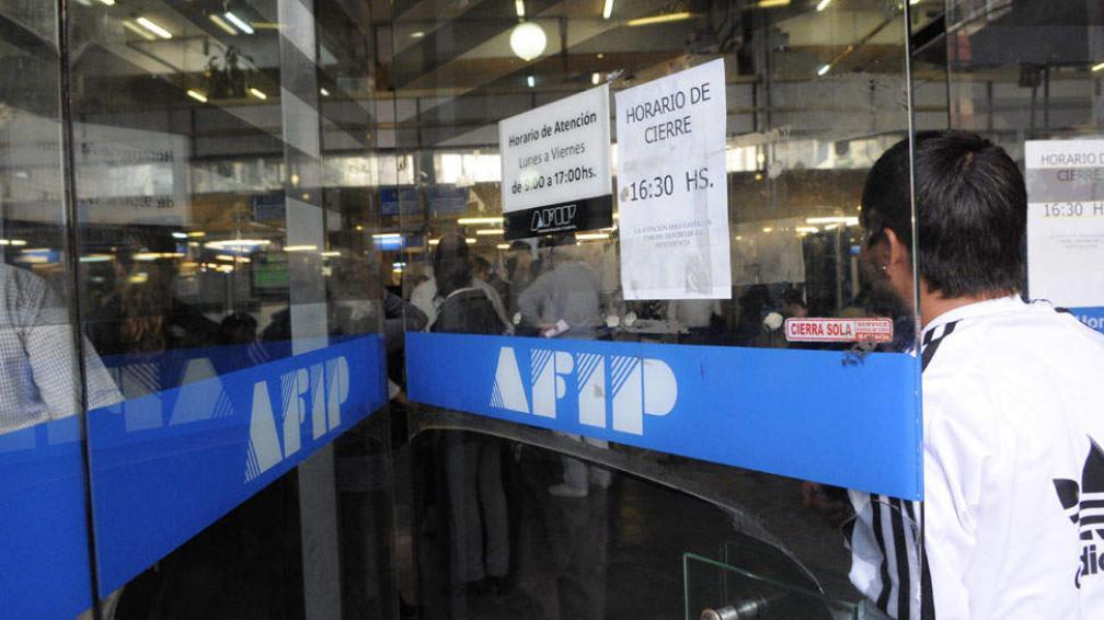 AFIP. Hay asamblea en la dependencia de avenida Colón (La Voz/Archivo).
