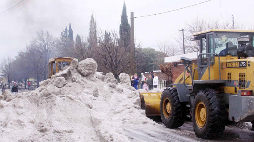 ALTA GRACIA. El trabajo para recuperar la ciudad (Gentileza Municipalidad de Alta Gracia).