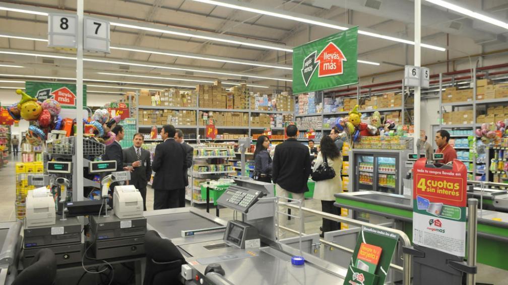Changomas. Ese es el formato que Walmart inaugurará en San Francisco, con el rechazo de comerciantes de la ciudad (La Voz /Archivo).