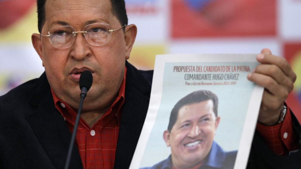 """""""Voy a ir"""". Chávez confirmó que viajará a Río de Janeiro para la incorporación de su país como miembro pleno del Mercosur (AP)."""