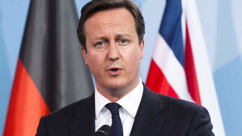 """CAMERON. Dijo que Argentina """"pretende que las opiniones de los isleños no importan"""" (AP)."""