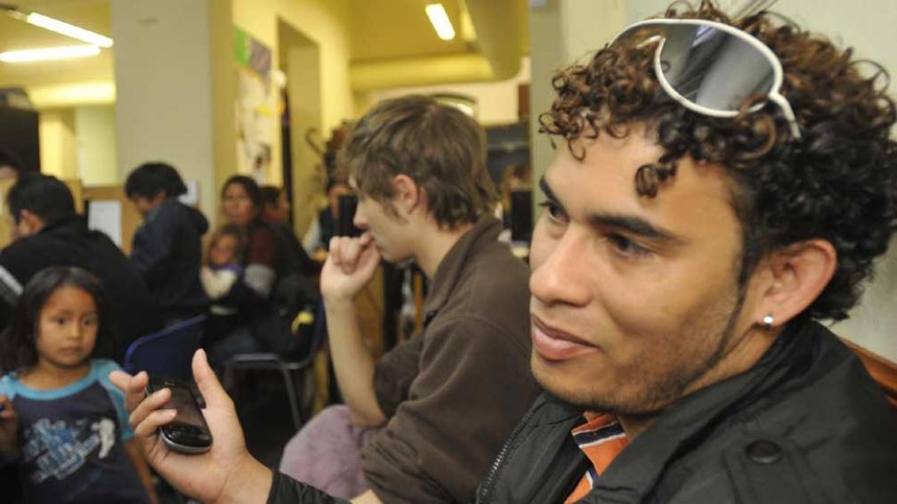 Imposible. Rondo Chevallier es dominicano y no trabaja en blanco. Sólo le queda el dólar paralelo (Antonio Carrizo).