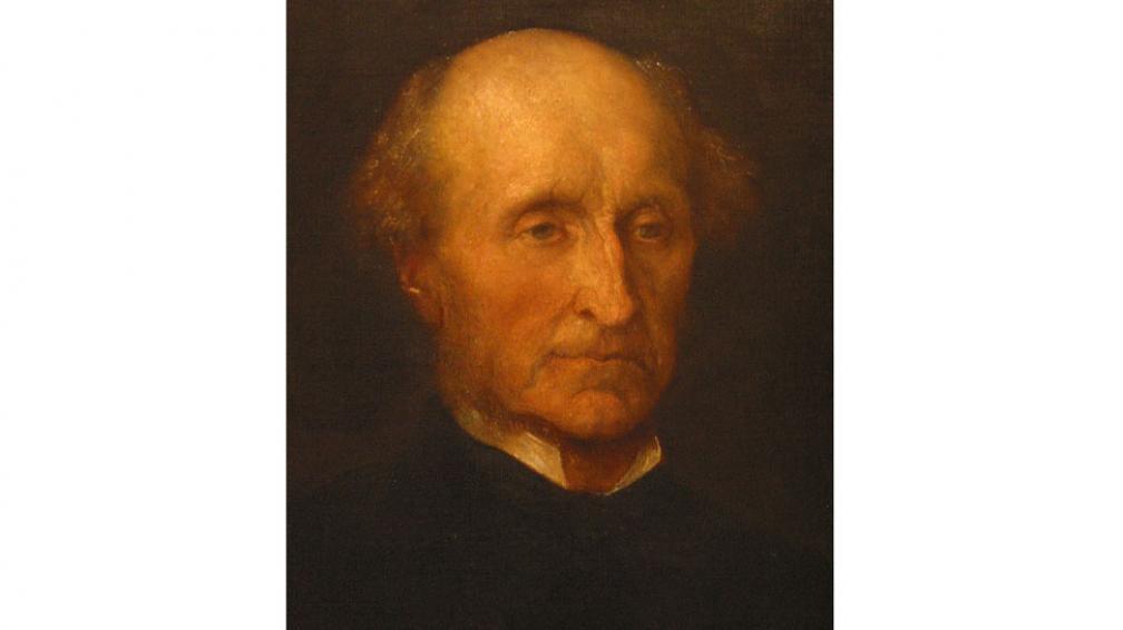 John Stuart Mill. Mill preparó el mejor conjunto de argumentos en favor de la libertad de pensamiento y de expresión.