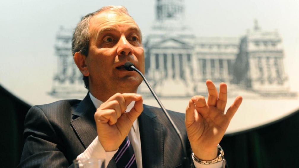 Julio Alak. El ministro de Justicia de la Nación había descalificado las críticas a la propuesta oficial (DyN).
