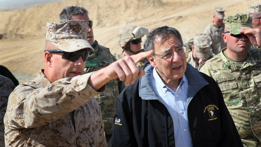 Heridas sin cicatrizar. El jefe del Pentágono constató en Afganistán el creciente rechazo a la ocupación (AP).