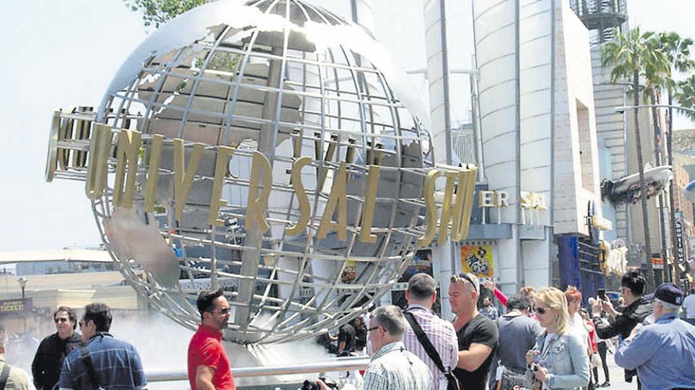 Estudios Universal, una visita ineludible a la fantasía.