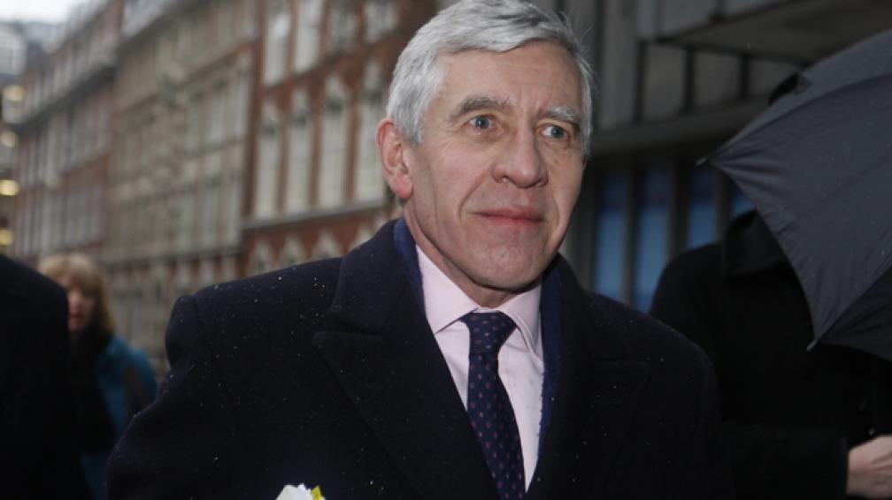 JACK STRAW. El ex canciller británico es uno de los denunciantes.