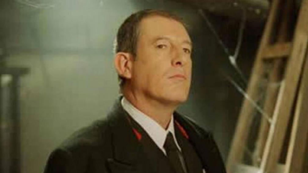 """ALFARO. En la interpretación de uno de sus papeles, en este caso en la película """"Dibu 3: La Gran Aventura"""" (Imagen web)."""