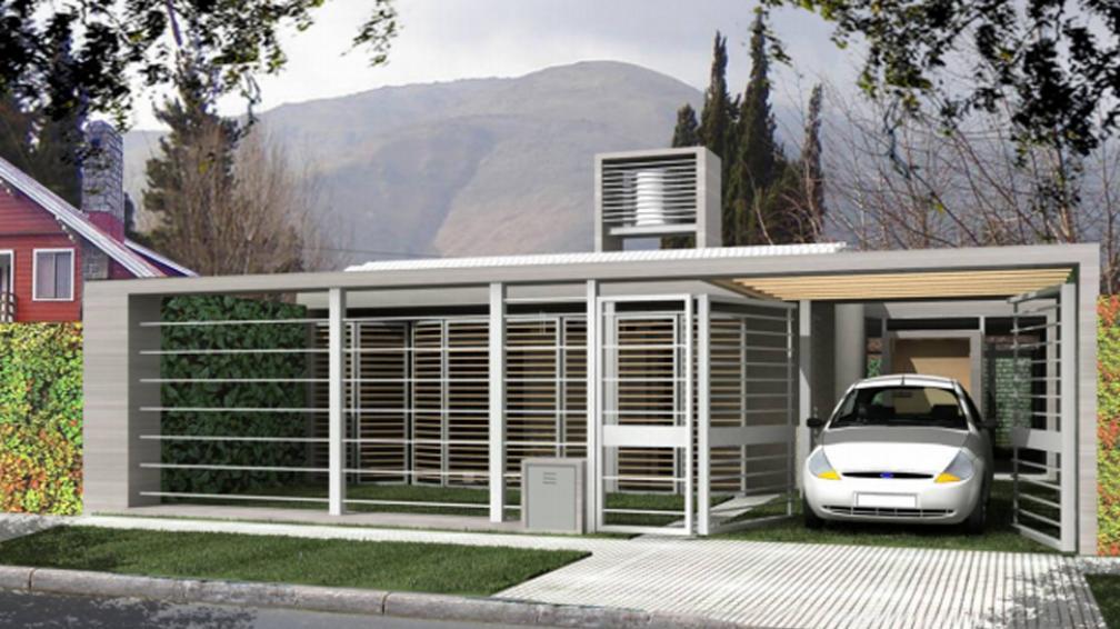 MODELO. Este es el de la Patagonia (Foto: banco Hipotecario).