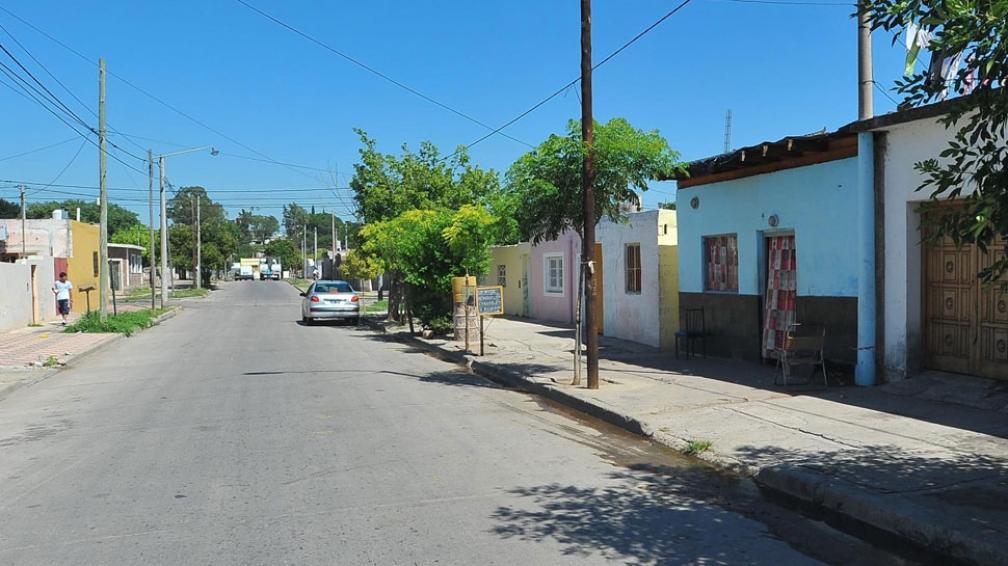 ¿Narcorrobo? En una casa de barrio Alto Alberdi, Ezequiel Villarreal (19) fue asesinado en enero de 2011 (La Voz / Facundo Luque).