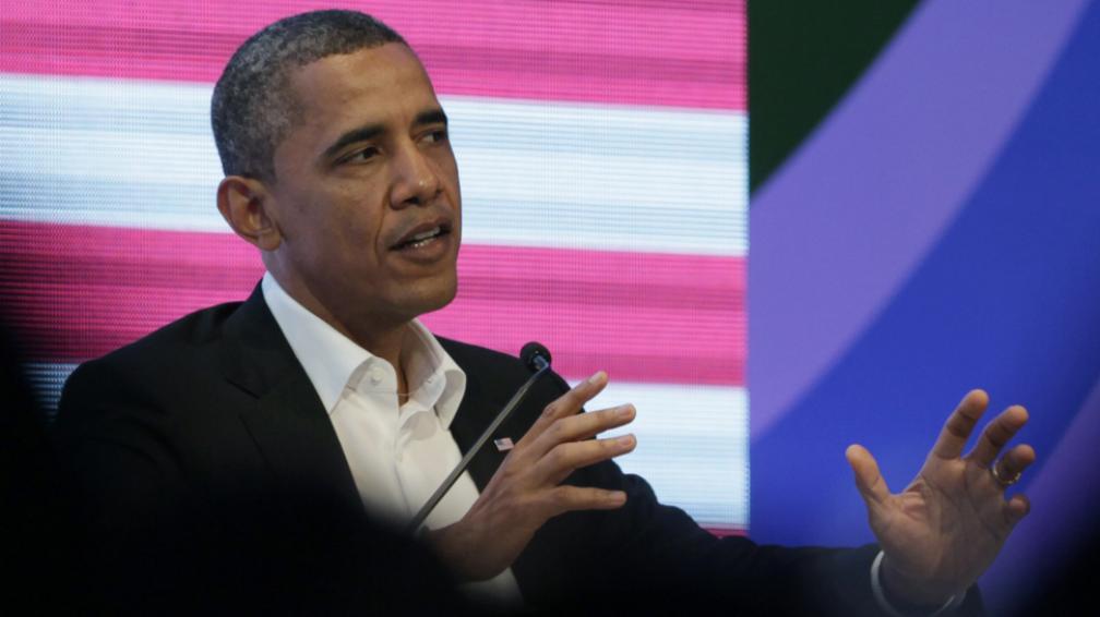 Pausa en la campaña. Barack Obama concedió una entrevista a la agencia EFE en la que reivindicó sus años de gobierno y confió en poder lograr la reelección para completar las metas incumplidas (AP).