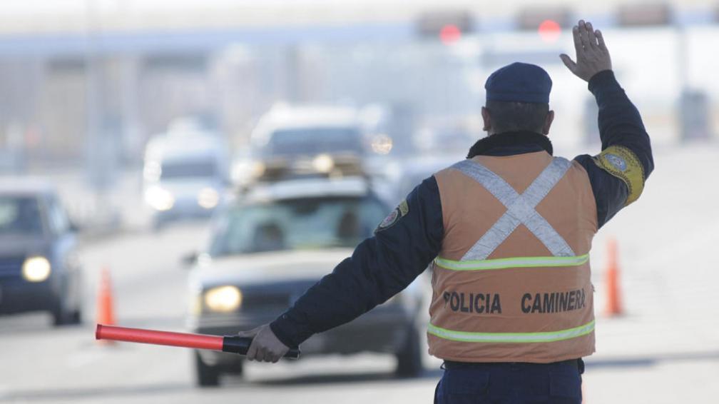 Crítica. Se cuestiona a la Caminera por la cantidad de multas que aplica (La Voz / Darío Galiano).
