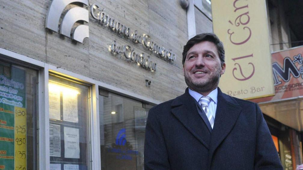 Otro desafío. Horacio Busso, además de presidir la Cámara de Comercio, asumirá como CEO de Cotreco (Facundo Luque).