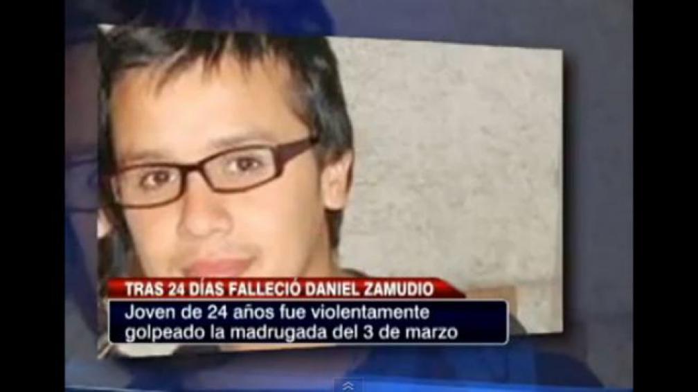 DANIEL. Fue torturado y asesinado por una patota.