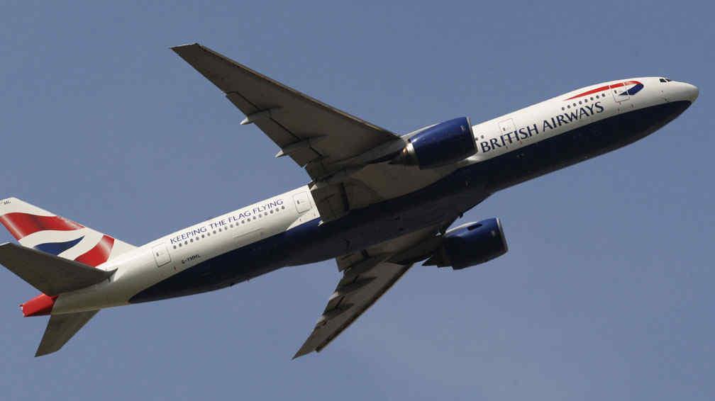 AVIÓN. De British Airways. Imagen ilustrativa (AP/Sang Tan/Archivo).