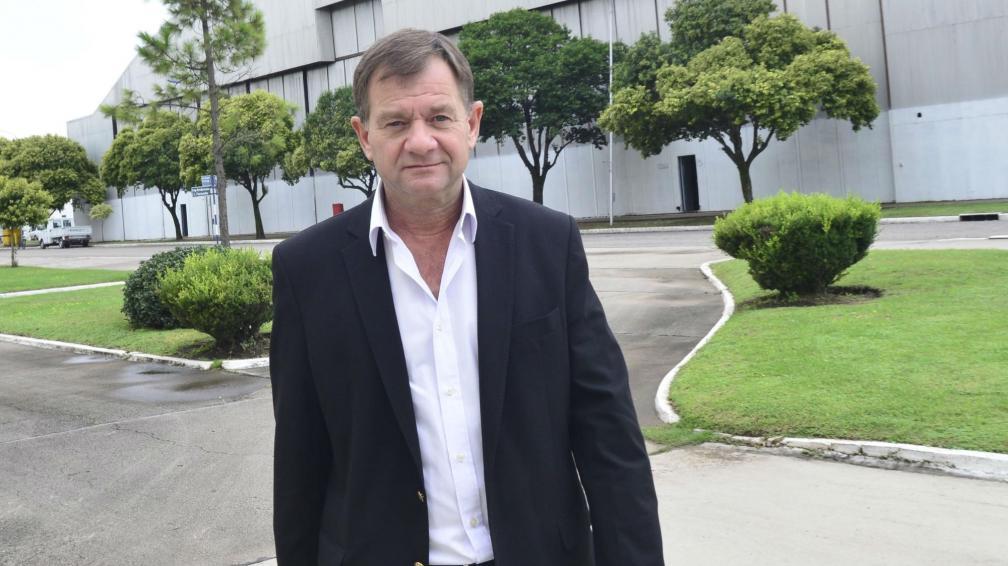 Industrial. Las grandes fábricas aeronáuticas demandan proveedores, dice Felippa. (Pedro Castillo/LaVoz)