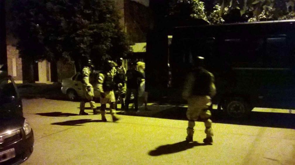 Varios detenidos en el interior de c rdoba por tenencia de for Interior y policia porte y tenencia