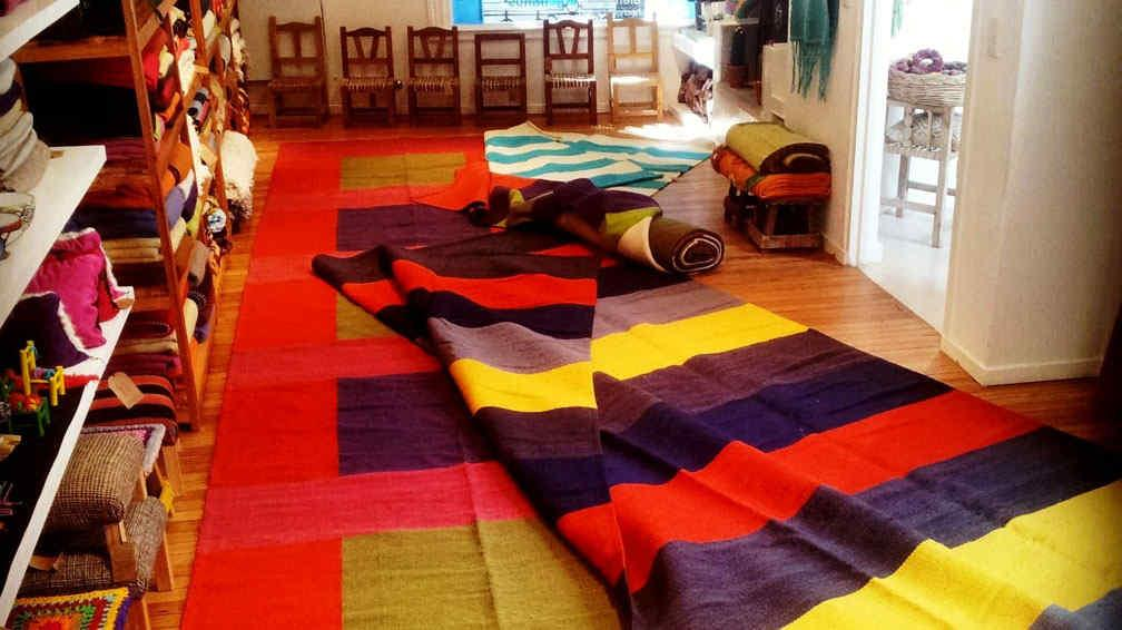 Decorar con alfombras la voz del interior - Decorar con alfombras ...
