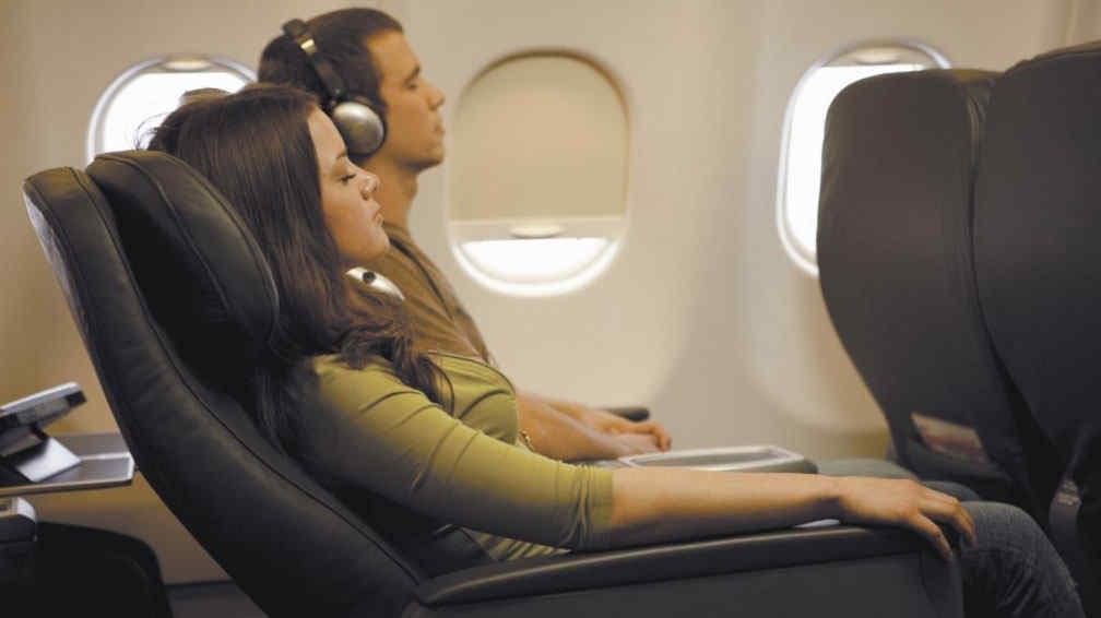 Descanso. A la hora de planificar el viaje, se pueden desarrollar estrategias para hacer más agradable el vuelo.