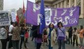PROTESTA EN TRIBUNALES I (Prensa PTS).