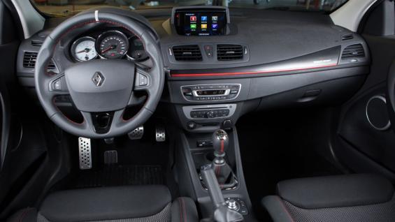 MÉGANE III. El interior (Gentileza Renault Argentina).