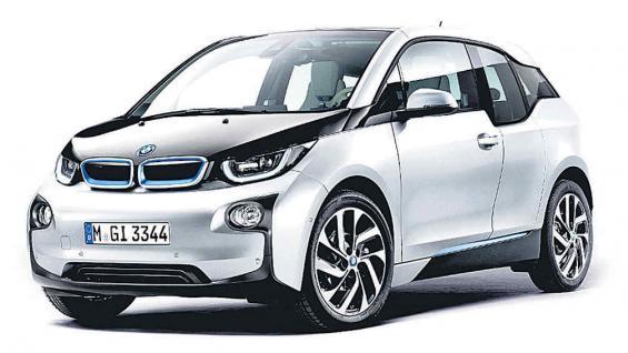BMW i3: el más rápido de serie
