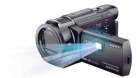 Cámaras de video 4K.