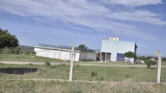 COSQUÍN. La planta potabilizadora (Gentileza Jairo Stepanoff).
