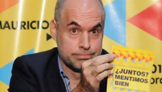 Distancia. El jefe de Gabinete porteño, Rodríguez Larreta, dijo que Schoklender es un personaje complicado y reclamó investigación (DyN).