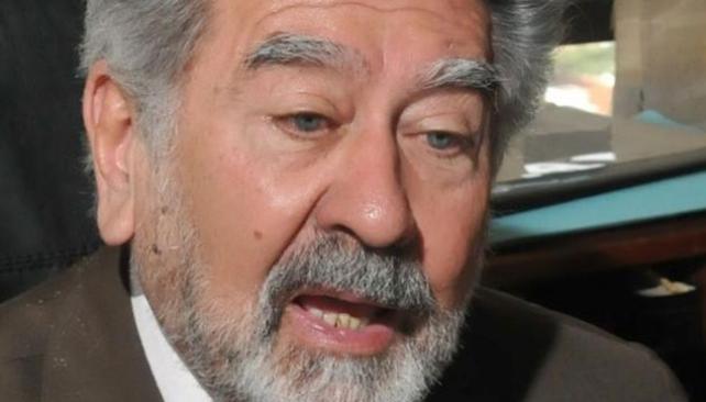 José Vicente Muscará, el camarista autor del reproche.