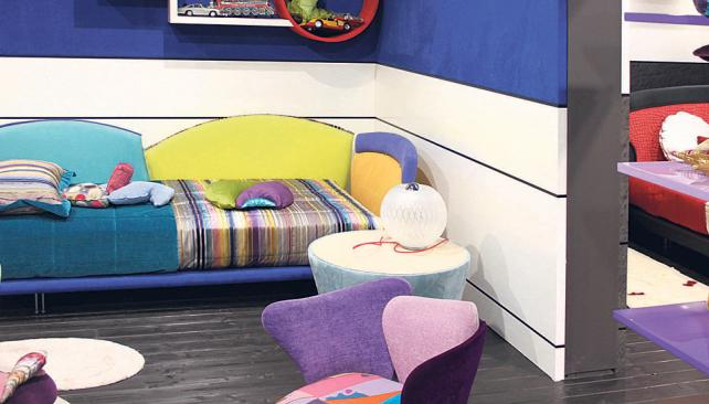 Juegos de formas y colores potencian la creatividad del niño (Roger Berta).