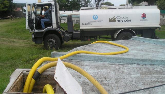 En el verano se cargaban hasta 7 camiones de 10 mil litros por día (LaVoz/Archivo).