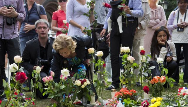 OSLO.  Noruega recuerda a los muertos en el atentado (AP).