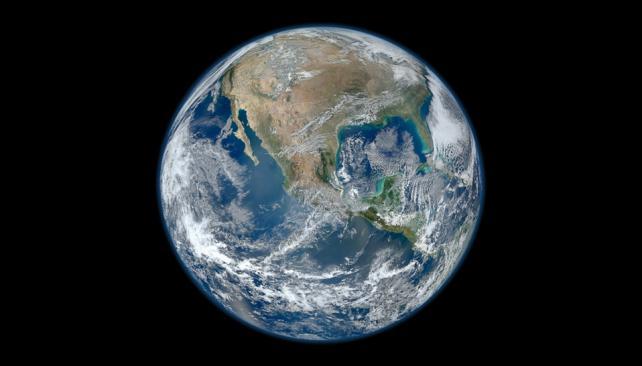 CERCA. Así estuvieron los asteroides de la Tierra, según la Nas (AP/Archivo).