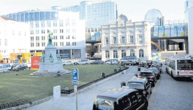 Vanguardia. Modernos edificios envuelven las áreas del patrimonio histórico.
