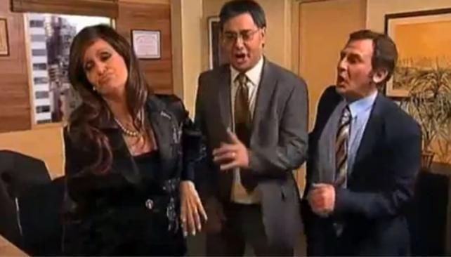 "RUEGO. Intentan que Cristina no ""expropie"" a Messi (Captura video)."