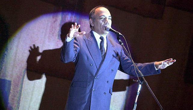GUTIÉRREZ. Estuvo en varias ediciones del Festival de Cosquín.