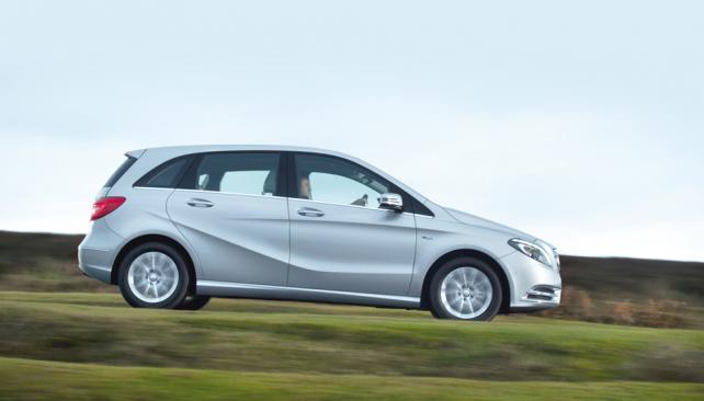 Mercedes-Benz Clase B CDI BlueTEC (Fotografías: gentileza de las respectivas marcas).