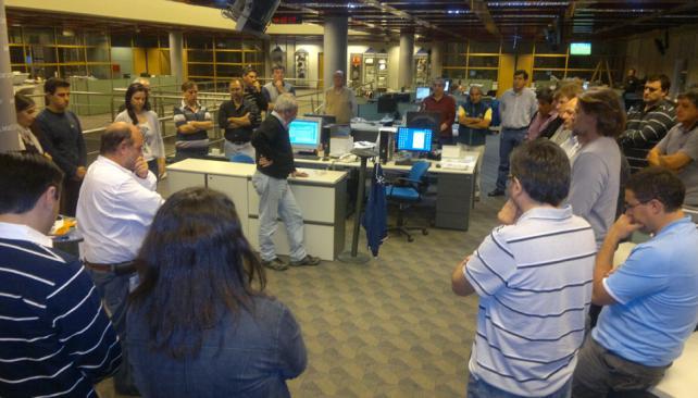 Muri fernando micca periodista de la voz del interior for La voz del interior trabajo
