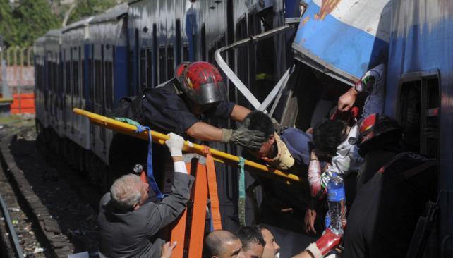 ACCIDENTE EN ONCE. Trasladaron a heridos en helicópteros (DyN).