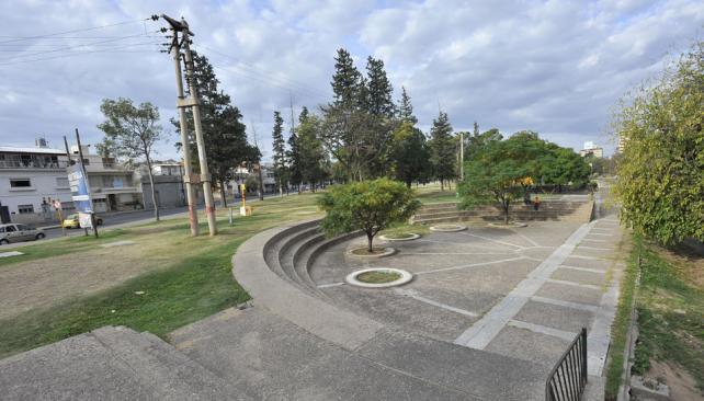 Parque Las Heras (Sergio Cejas/LaVoz).