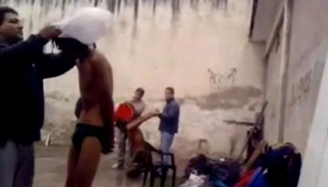 Videos. Fueron difundidos entre septiembre y octubre de 2011 (Captura de video).