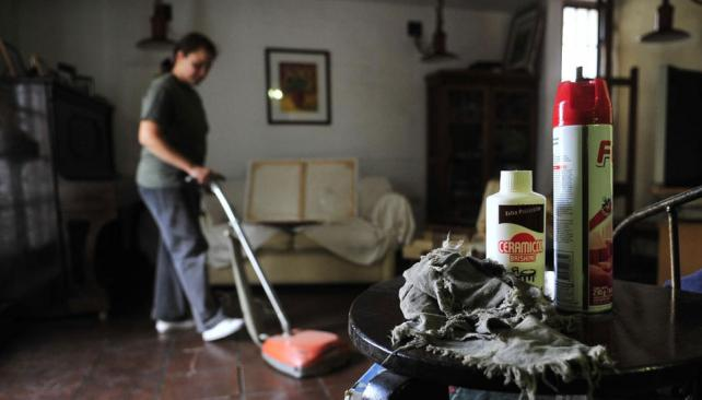Ayuda. En el país, hay 1,2 millón de trabajadoras. En Córdoba, son casi 95 mil (La Voz / Archivo).