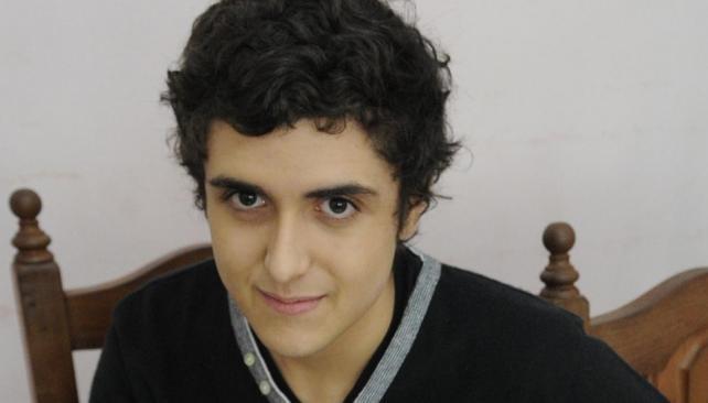 Ismael Iglesias, de Abogacía.