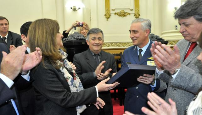 APROBADA. La ley de abandono del Pacto Fiscal (Sergio Cejas/LaVoz).