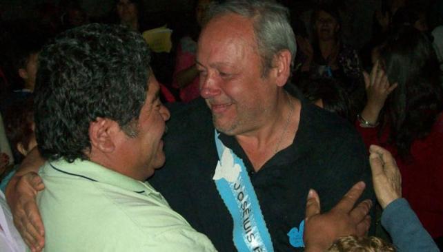 Festejos. El peronismo ganó en el municipio de Villa Santa Ana (LaVoz).