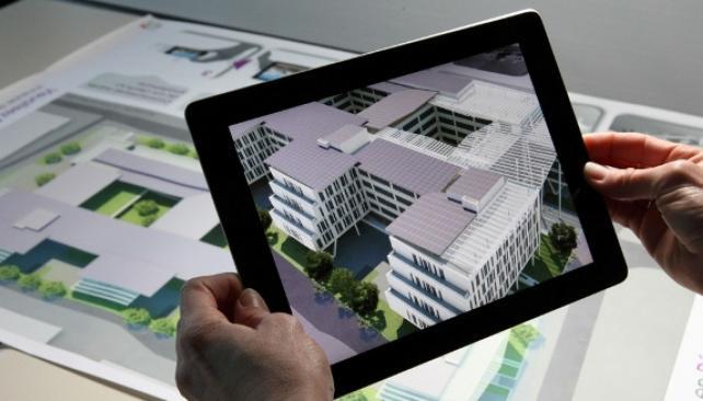 OPCIÓN TECNOLÓGICA. Más allá de los renders y los croquis, la realidad aumentada ofrece una alternativa virtual para que diseñadores, arquitectos y clientes interactúen con los espacios. (Grupo Edisur)